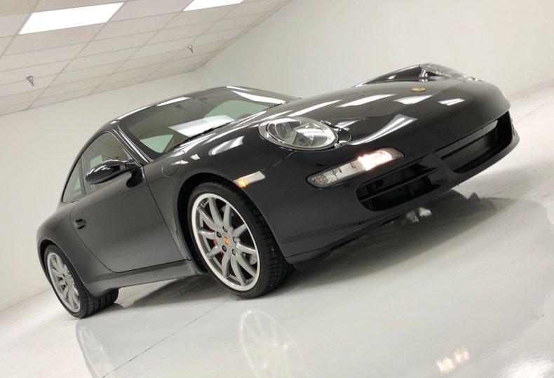 2008 Porsche 911 7