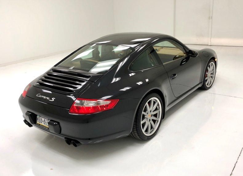 2008 Porsche 911 8