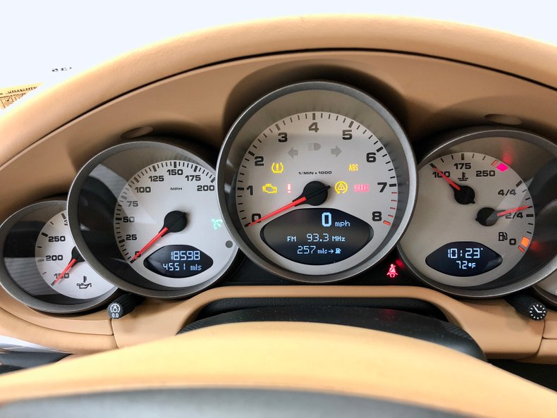2008 Porsche 911 31