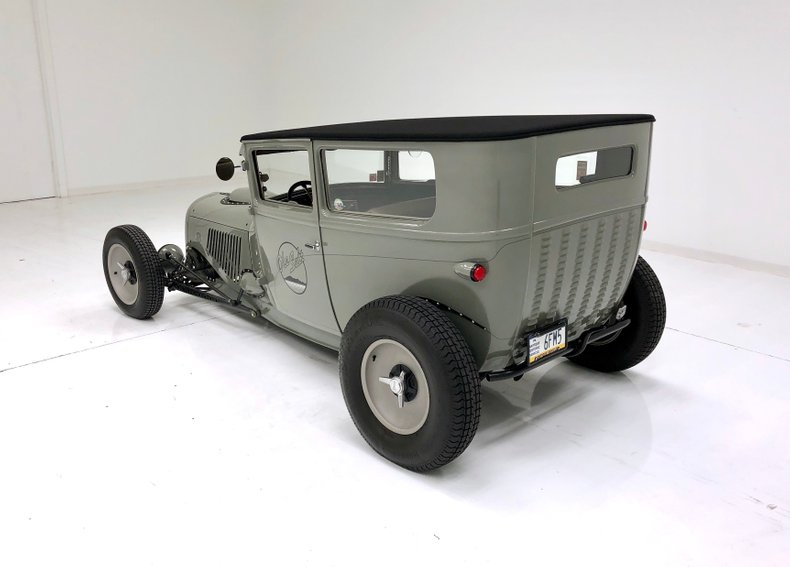 1927 Ford Model T 4