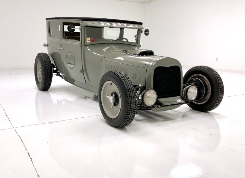 1927 Ford Model T 11