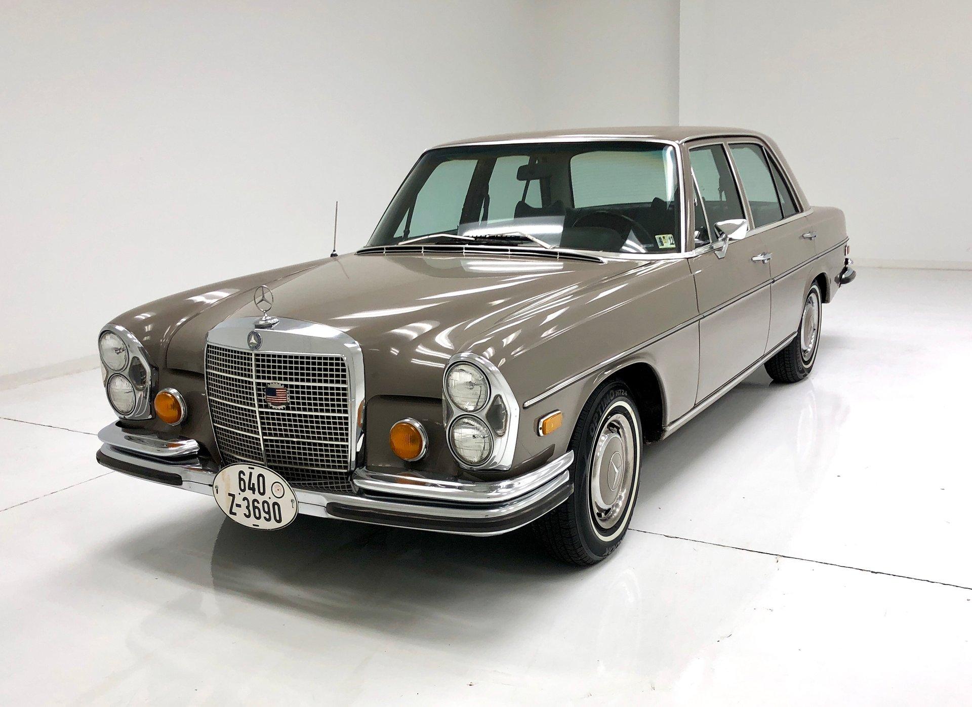 1971 Mercedes-Benz 280S