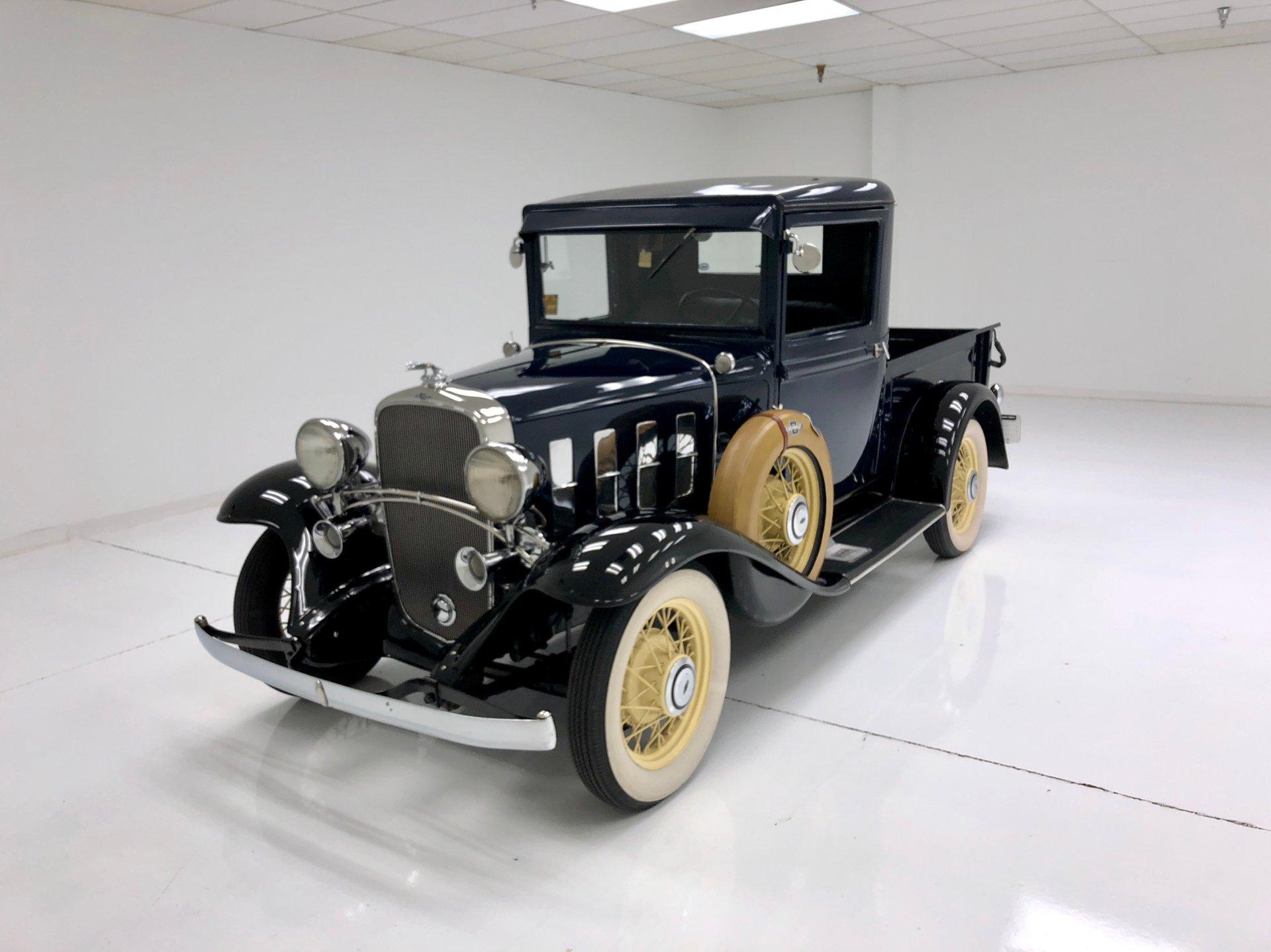 1932 Chevrolet Pickup
