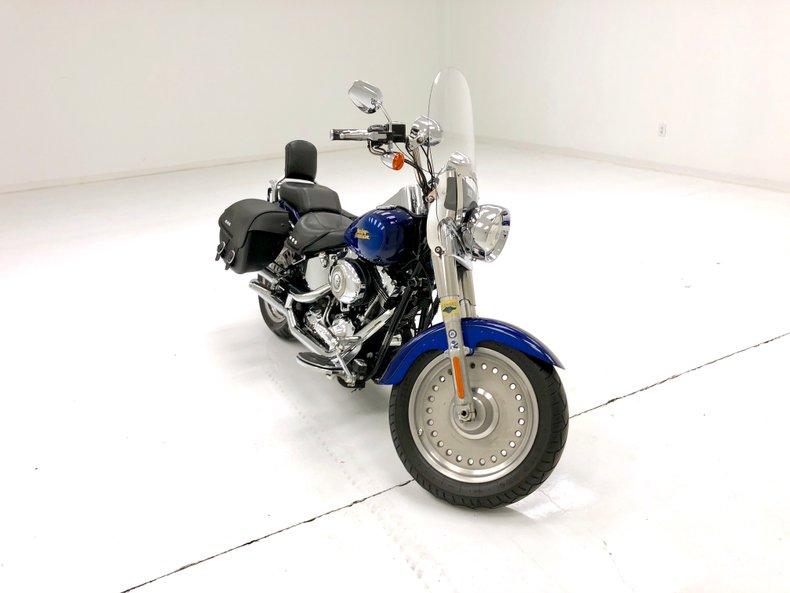 2007 Harley-Davidson Fat Boy 7