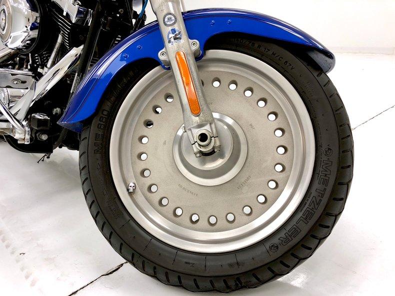 2007 Harley-Davidson Fat Boy 8