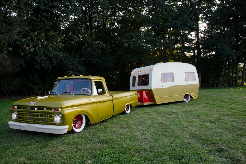 Outstanding 1966 Ford F100 For Sale 101925 Mcg Dailytribune Chair Design For Home Dailytribuneorg