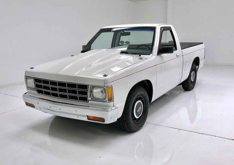 1984 Chevrolet S-10 For Sale