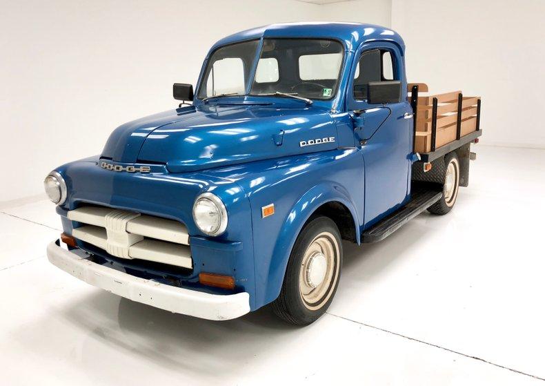 1950 Dodge Flatbed Pickup For Sale 102605 Mcg