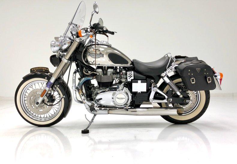 2006 Triumph Bonneville America For Sale