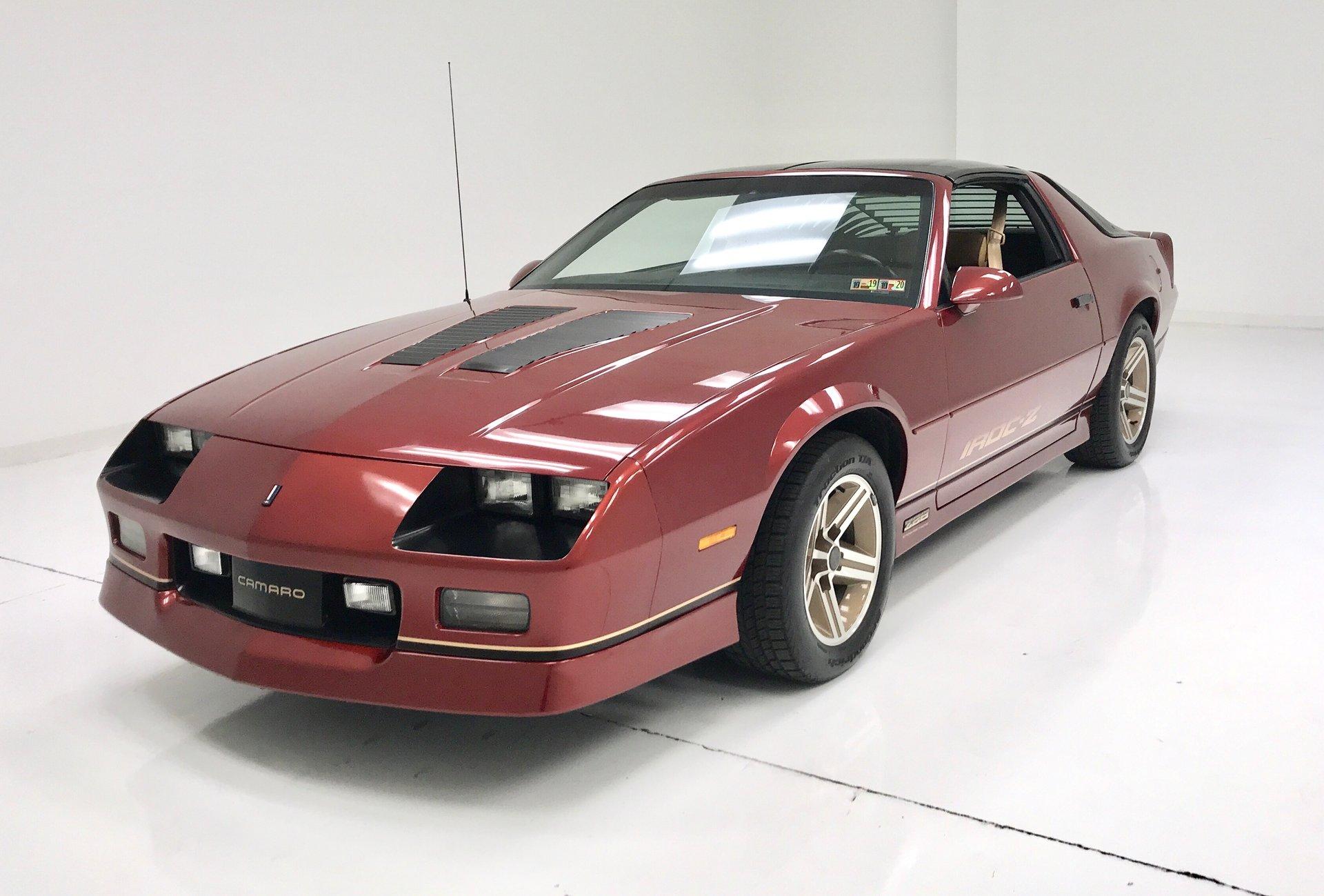 1987 Chevrolet IROC Z28