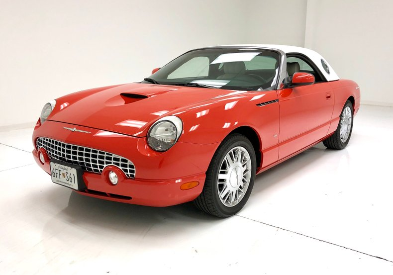 2003 Ford Thunderbird For Sale