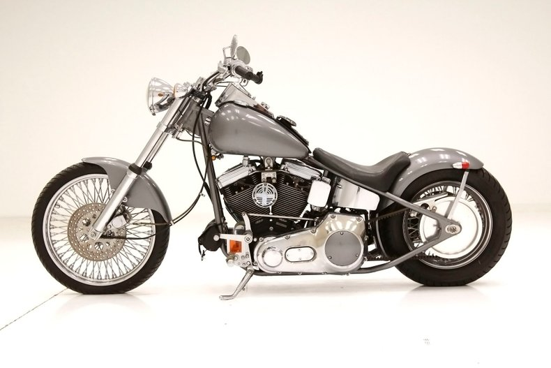 2002 Harley-Davidson Deluxe For Sale