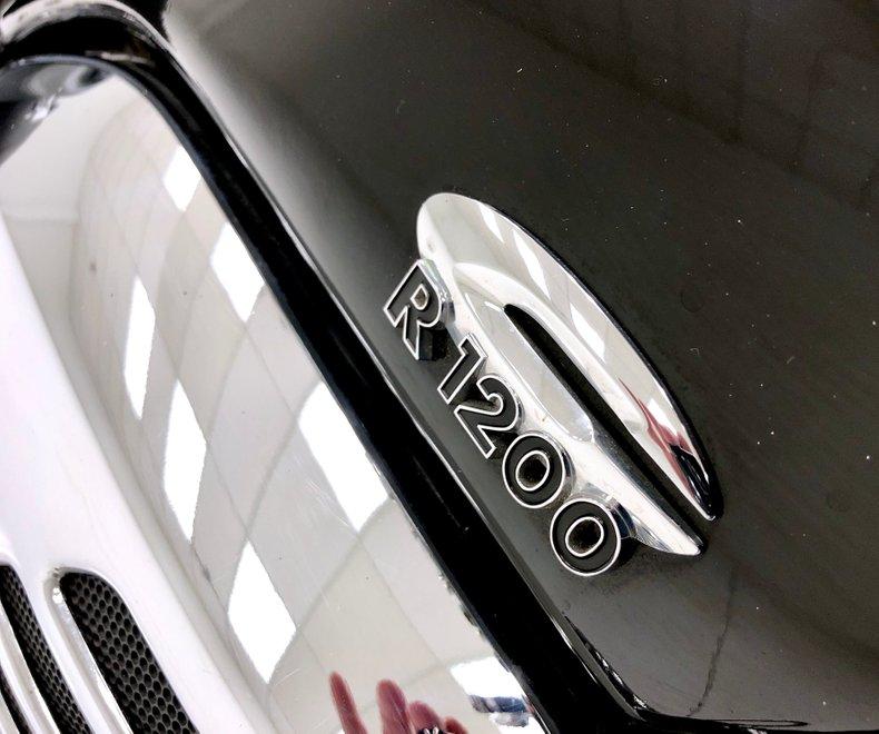 1998 BMW R1200C 22