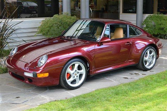 1996 Porsche 911 Carrera 4S_4773