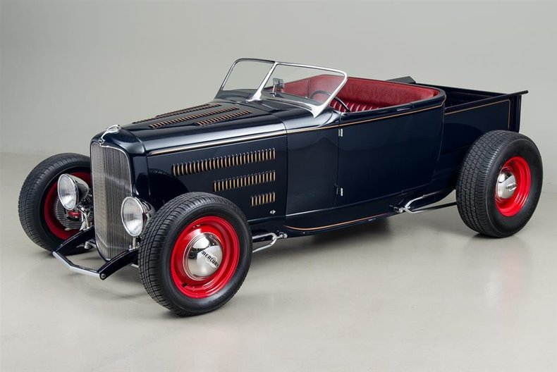 1930 Ford Pickup Roadster_4783