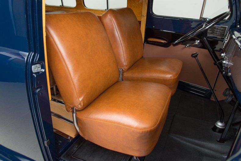 1951 Ford F1 Ranger Marmon-Herrington ,  BLUE, VIN F1R1HM35028, MILEAGE 74