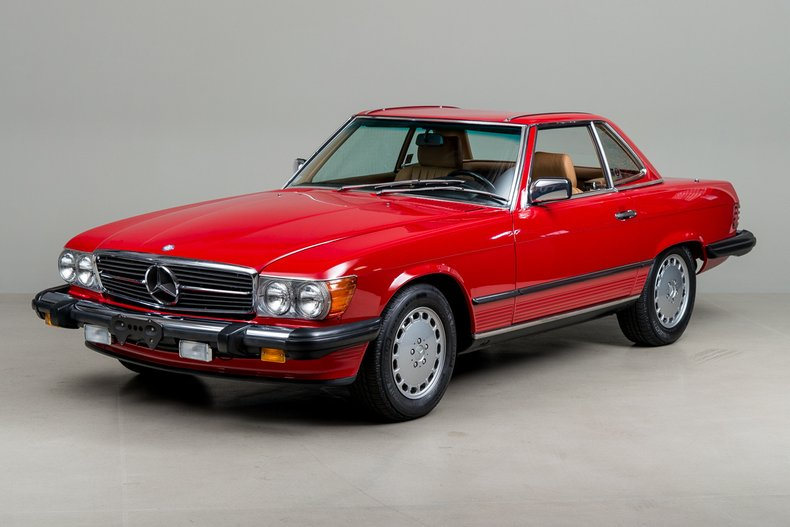 1989 Mercedes-Benz 560SL _5387