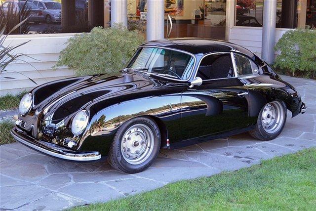 1958 Porsche 356 Sunroof Coupe Sunroof Coupe_4815