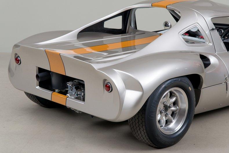 1967 Ginetta G12 , SILVER, VIN G12-15