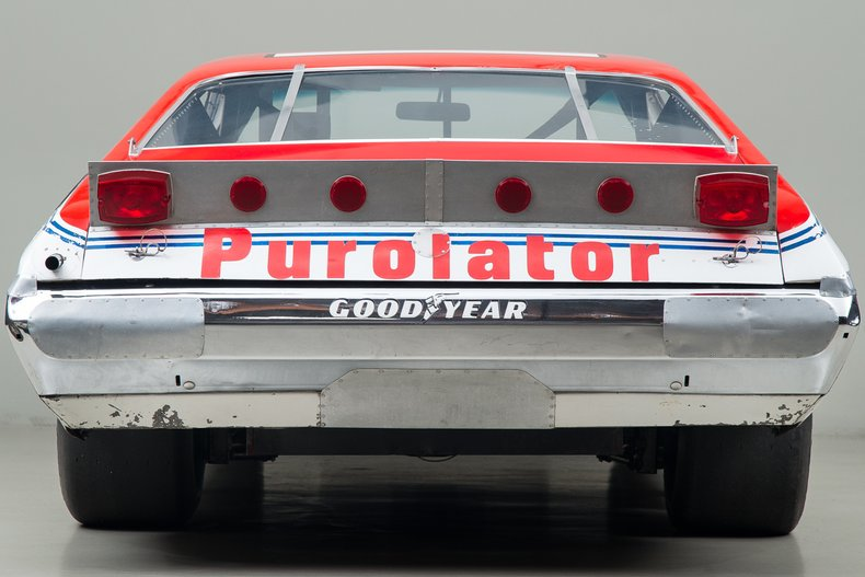 1975 Ford Torino IMSA/NASCAR, WHITE & RED, VIN HM001