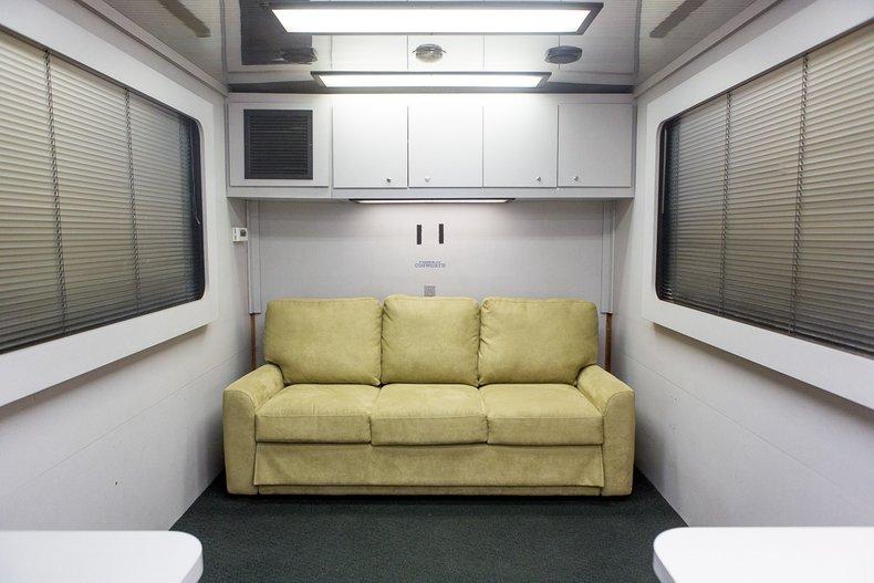 1989 Dorsey Vehicle Transport Trailer, SILVER, VIN 1DTV51Z22KA188879