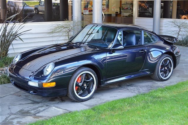 1996 Porsche 911 Turbo_4858