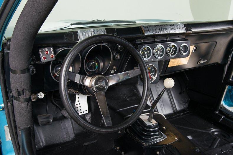 1967 Chevrolet Camaro Dana,  BLUE, VIN 124377L134757