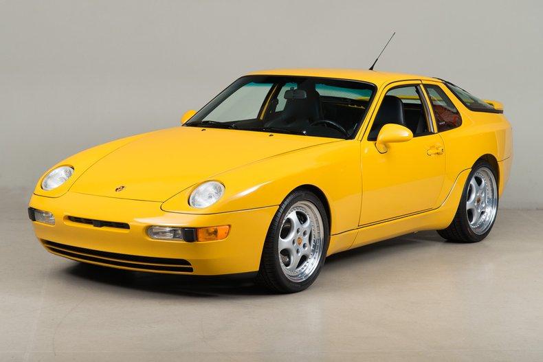 1995 Porsche 968 _5556