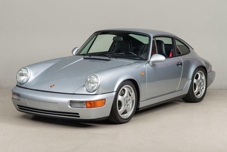 1992 Porsche 964 RS_5587