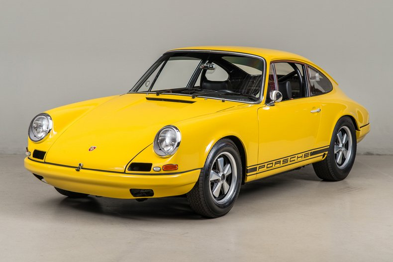 1967 Porsche 911 R_5594