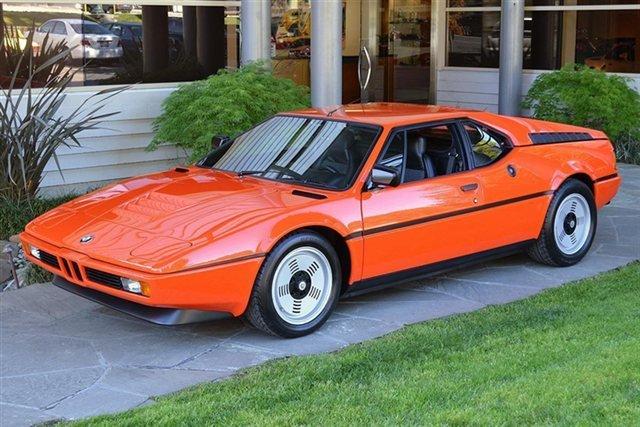 1981 BMW M1 E26_4679