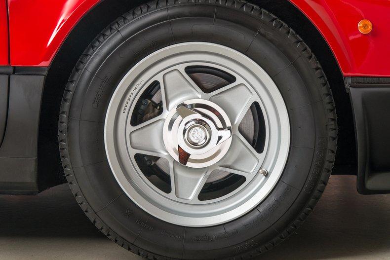 1983 Ferrari 512 Berlinetta Boxer, RED, VIN ZFFJA09B000044761, MILEAGE 21072