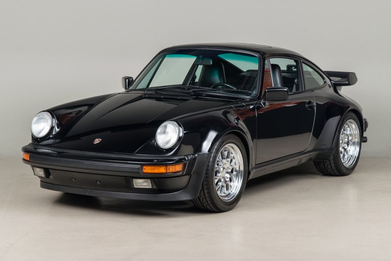 1987 Porsche 911 Turbo _5669