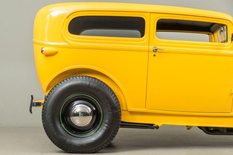1932 Ford Highboy , YELLOW, VIN 18127343, MILEAGE 107