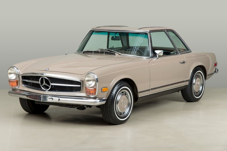 1968 Mercedes-Benz 280SL _5697