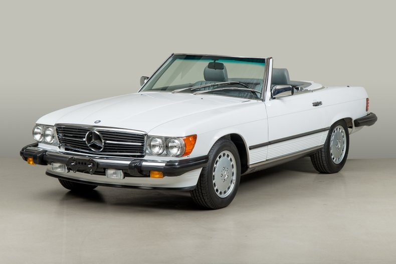 1989 Mercedes-Benz 560SL _5699