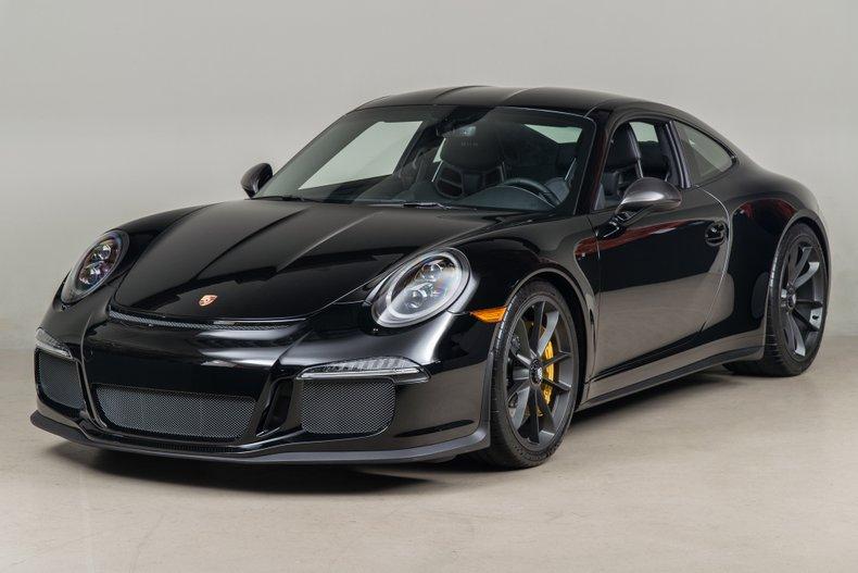 2016 Porsche 911R _5712
