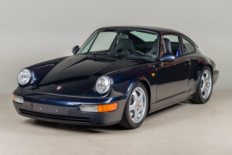 1992 Porsche 964 RS _5720