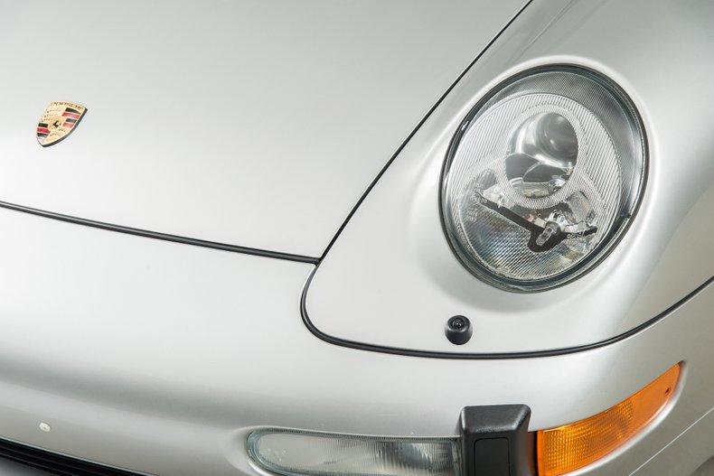 1997 Porsche 911 Turbo , SILVER, VIN WP0AC2995VS376018, MILEAGE 8486