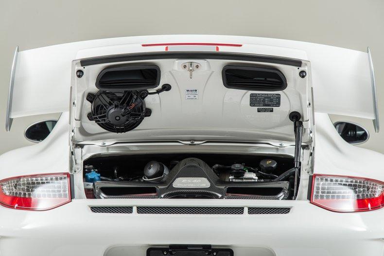 2011 Porsche 911 GT3 RS 4.0, WHITE, VIN WP0AF2A91BS785681, MILEAGE 3458