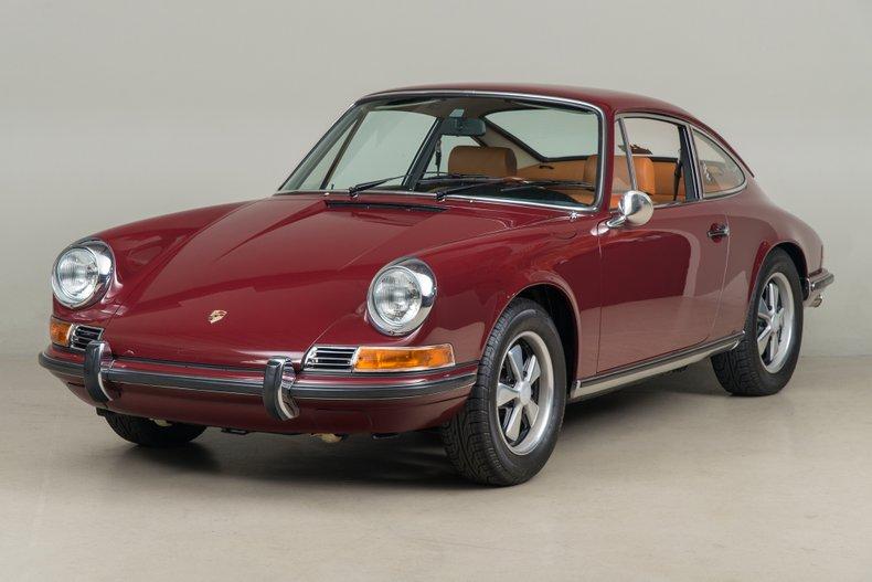 1970 Porsche 911 T _5759