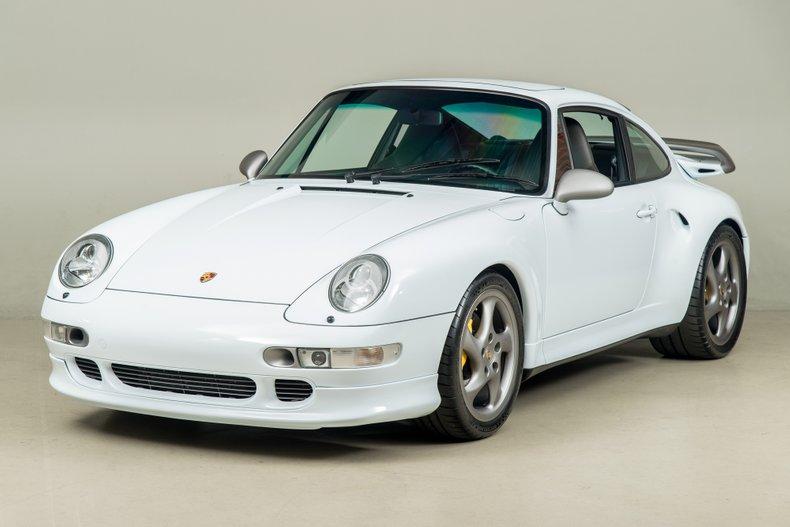 1998 Porsche 911 Carrera S ANDIAL, WHITE, VIN WP0AA2998WS321280, MILEAGE 32256