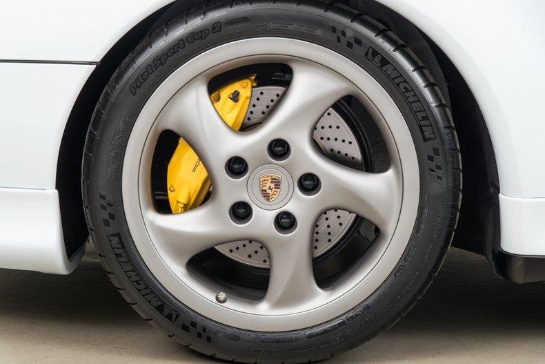1998 Porsche 993 C2S ANDIAL, WHITE, VIN WP0AA2998WS321280, MILEAGE 32256