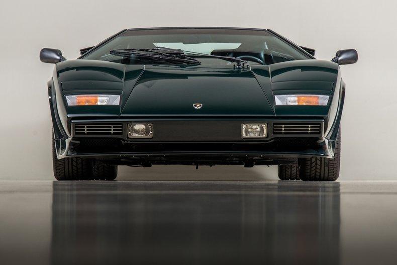 1986 Lamborghini Countach Lp5000 Quattrovalvole For Sale 65176