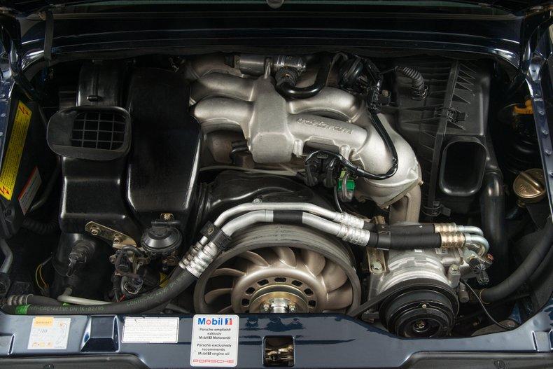 1996 Porsche 993 Carrera RS , MIDNIGHT BLUE, VIN WP0ZZZ99ZTS390067, MILEAGE 32399
