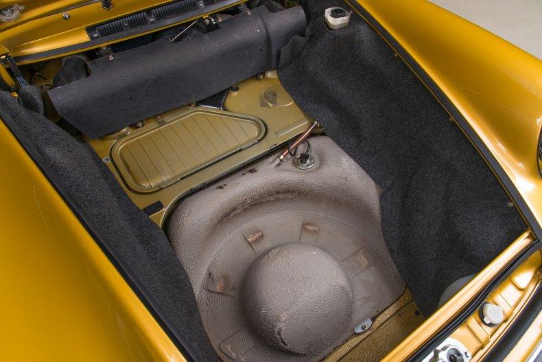 1971 Porsche 911 T , GOLD, VIN 9111102451, MILEAGE 51882
