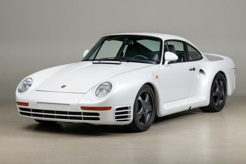 1988 Porsche 959 Reimagined