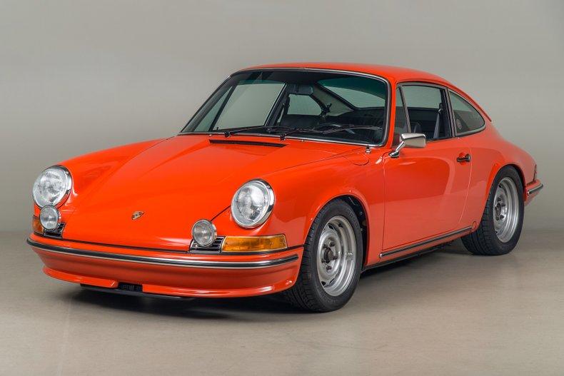 1972 Porsche 911E _5789