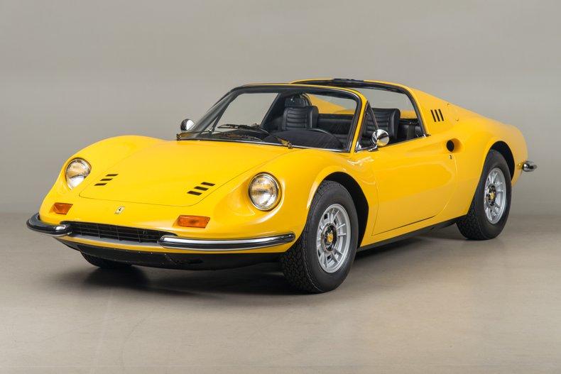 1972 Ferrari Dino 246 GTS _5791