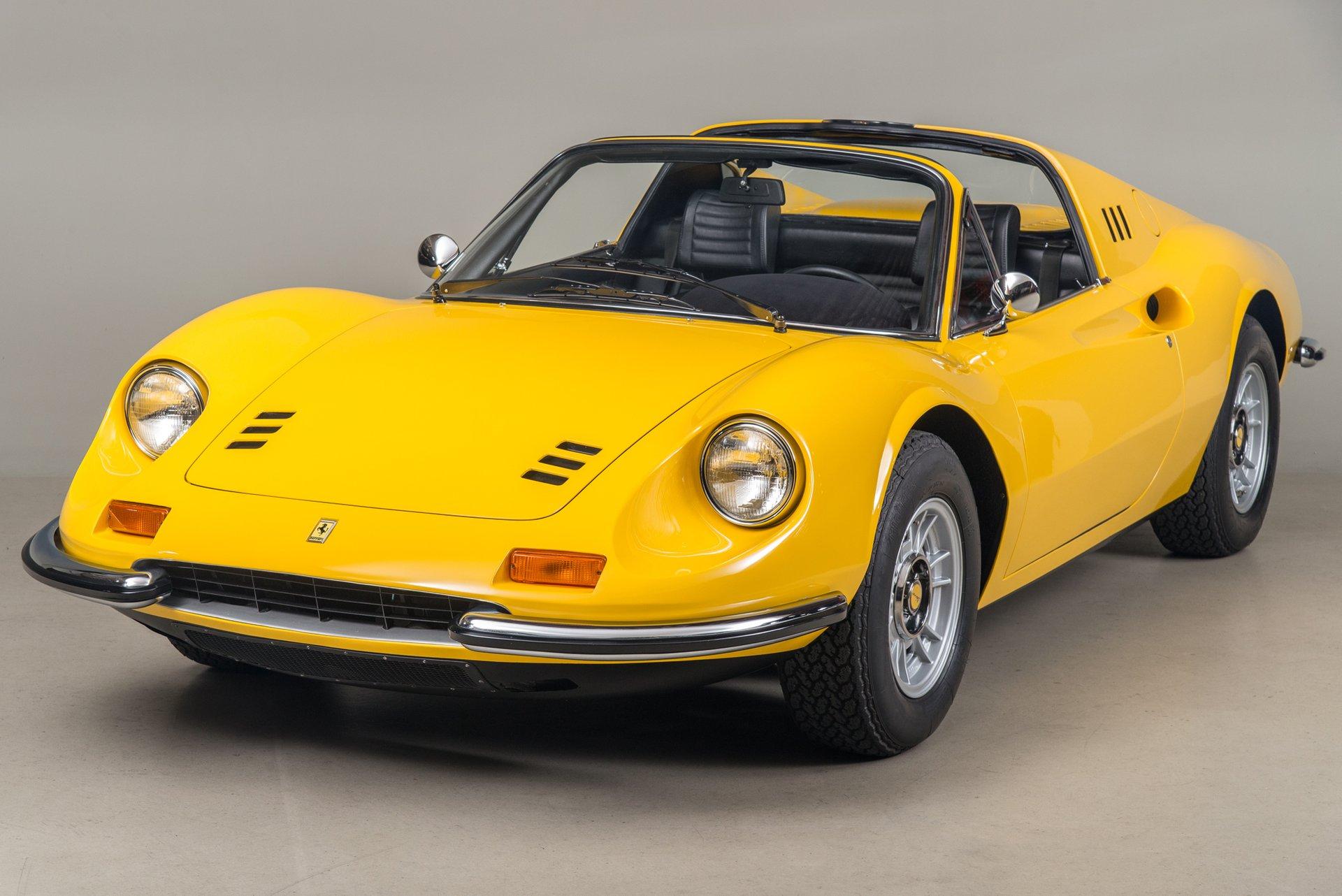 1972 Ferrari Dino 246 Gts For Sale 108013 Mcg